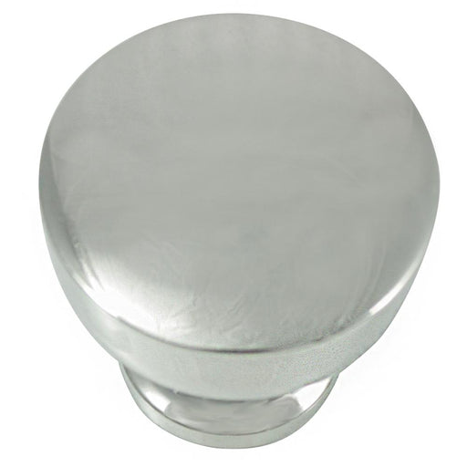 MNG Hardware M-85414 The Precision Collection Distressed Pewter Round Knob - Knob Depot