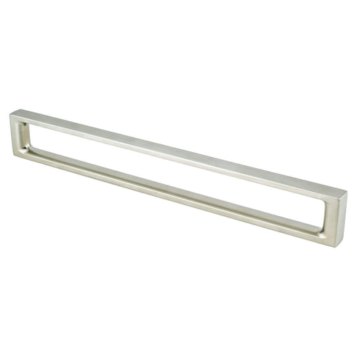 R. Christensen RC-9302-1BPN Dual Brushed Nickel Standard Pull - KnobDepot.com