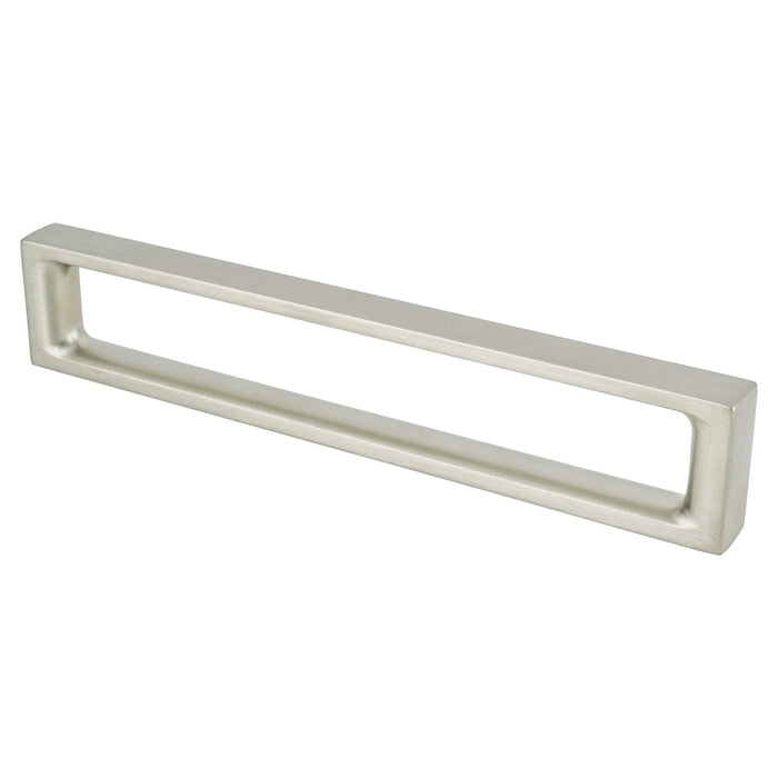 R. Christensen RC-9308-1BPN Dual Brushed Nickel Standard Pull - KnobDepot.com
