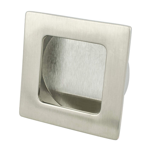 R. Christensen RC-9327-1BPN Stylus Brushed Nickel Recessed Pull - KnobDepot.com