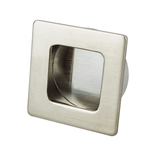 R. Christensen RC-9330-1BPN Stylus Brushed Nickel Recessed Pull - KnobDepot.com