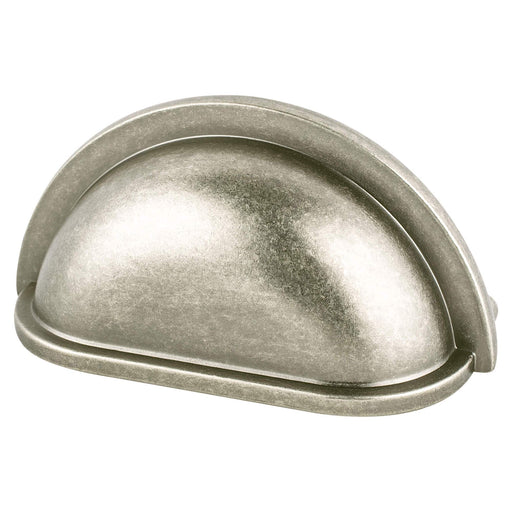 Berenson B-9388-10WN Advantage Plus 5 Weathered Nickel Cup Pull - Knob Depot