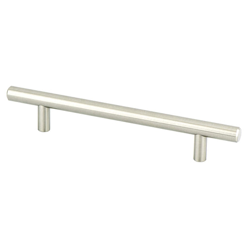Berenson B-9402-2BPN Advantage Plus 7 Brushed Nickel Bar Pull - KnobDepot.com