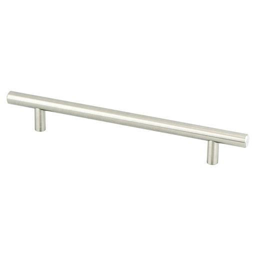 Berenson B-9559-2BPN Advantage Plus 7 Brushed Nickel Bar Pull - KnobDepot.com