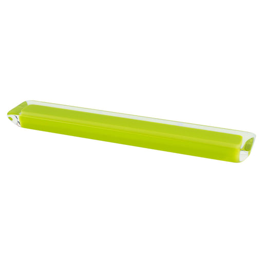 R. Christensen RC-9763-7000 Core Lime/Transparent Standard Pull - KnobDepot.com