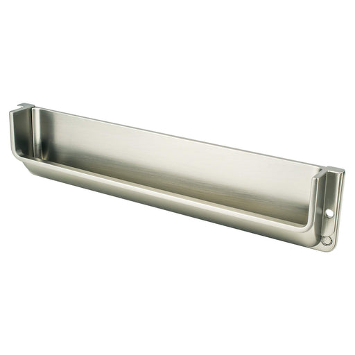 R. Christensen RC-9794-1BPN Recess Brushed Nickel Recessed Pull - KnobDepot.com