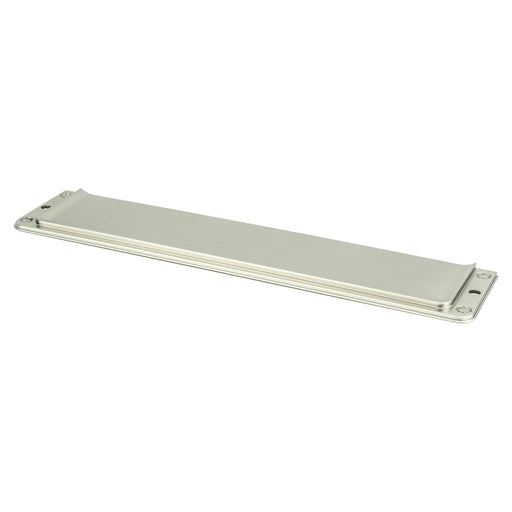 R. Christensen RC-9795-1BPN Recess Brushed NIckel BackPlate - KnobDepot.com