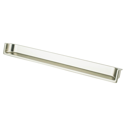 R. Christensen RC-9796-1015 Recess Satin Nickel Recessed Pull - KnobDepot.com