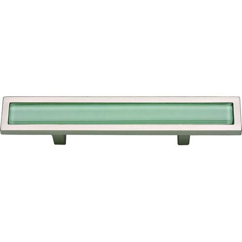 Atlas Homewares AT-231-GR-BRN  Spa Brushed Nickel Standard Pull - KnobDepot.com