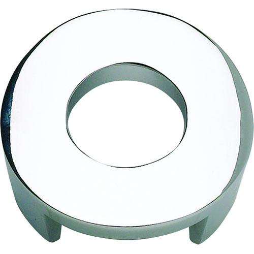 Atlas Homewares AT-268-CH  Centinel Polished Chrome Round Knob - KnobDepot.com