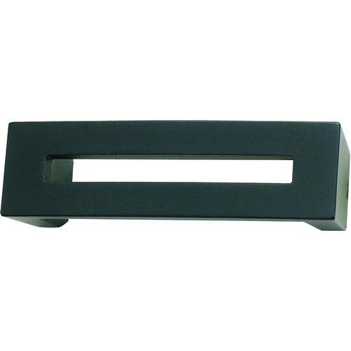 Atlas Homewares AT-275-BL  Centinel Black Standard Pull - Knob Depot