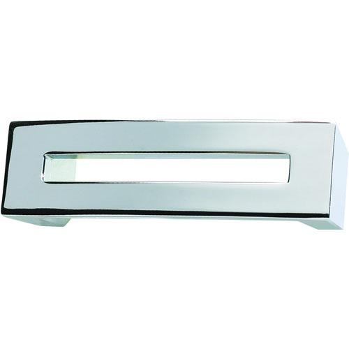 Atlas Homewares AT-275-CH  Centinel Polished Chrome Standard Pull - KnobDepot.com