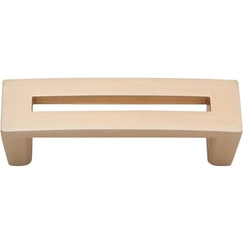 Atlas Homewares AT-275-CM  Centinel Champagne Standard Pull - Knob Depot