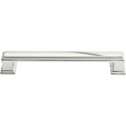 Atlas Homewares AT-292-PN  Sutton Place Polished Nickel Standard Pull - Knob Depot