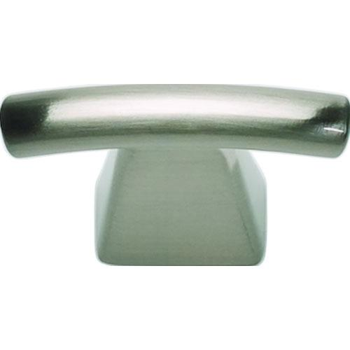 Atlas Homewares AT-305-BRN  Fulcrum Brushed Nickel T-Knob - Knob Depot