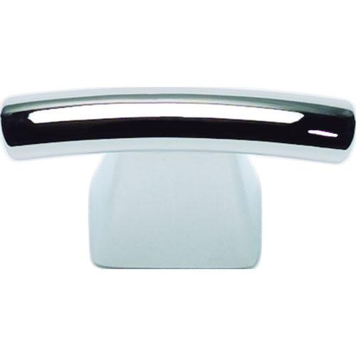 Atlas Homewares AT-305-CH  Fulcrum Polished Chrome T-Knob - KnobDepot.com