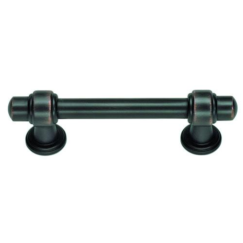 Atlas Homewares AT-314-VB  Bronte Venetian Bronze Standard Pull - KnobDepot.com