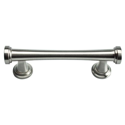 Atlas Homewares AT-326-BRN  Browning Brushed Nickel Standard Pull - KnobDepot.com