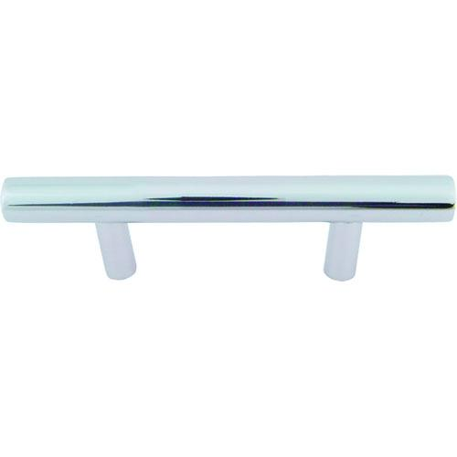 Atlas Homewares AT-A822-CH  Successi Polished Chrome Bar Pull - Knob Depot