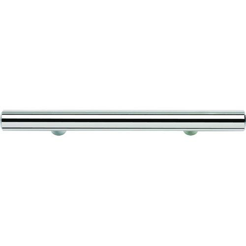 Atlas Homewares AT-A837-CH  Successi Polished Chrome Bar Pull - KnobDepot.com