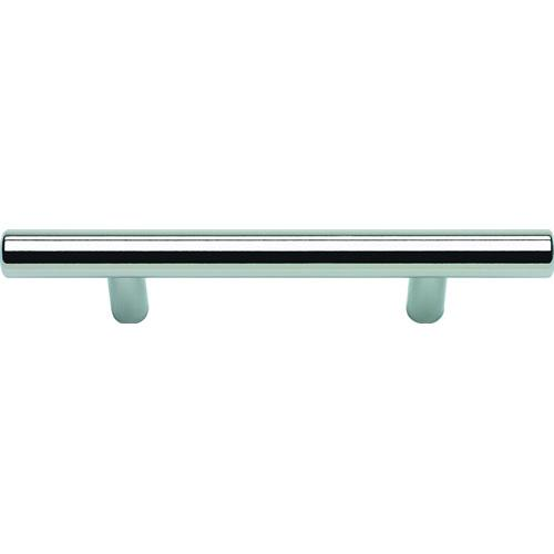 Atlas Homewares AT-A837-PS  Successi Polished Stainless Steel Bar Pull - KnobDepot.com