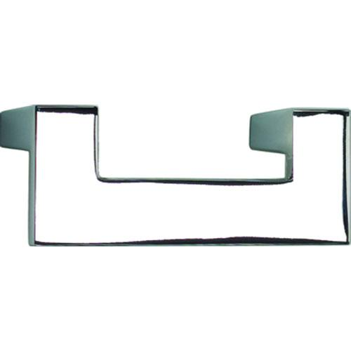 Atlas Homewares AT-A846-CH  U-Turn Polished Chrome Standard Pull - KnobDepot.com