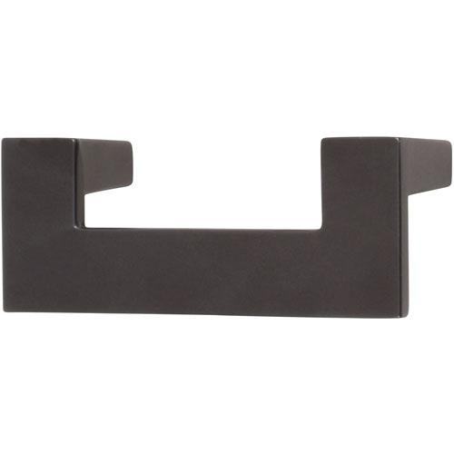 Atlas Homewares AT-A846-MB  U-Turn Modern Bronze Standard Pull - Knob Depot