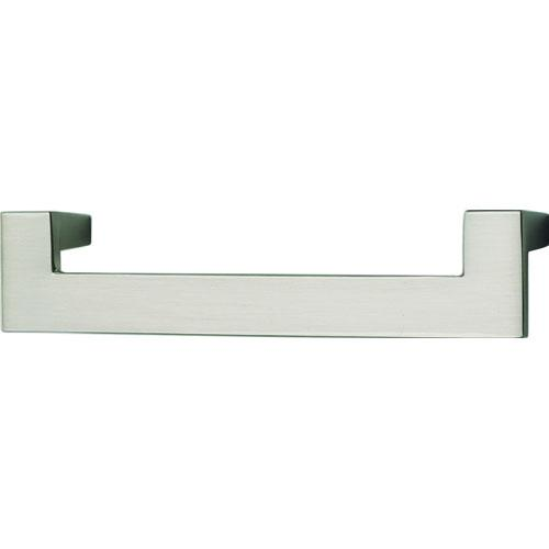 Atlas Homewares AT-A847-BN  U-Turn Brushed Nickel Standard Pull - Knob Depot