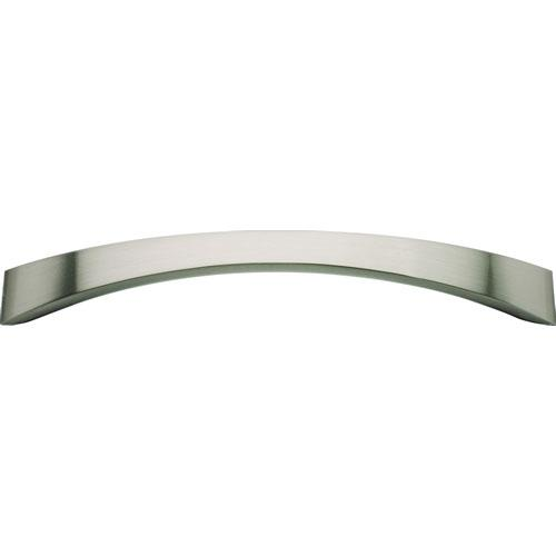 Atlas Homewares AT-A849-BN  Sleek Brushed Nickel Standard Pull - KnobDepot.com
