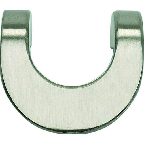 Atlas Homewares AT-A853-SS  Loop Stainless Steel  Finger Pull - KnobDepot.com