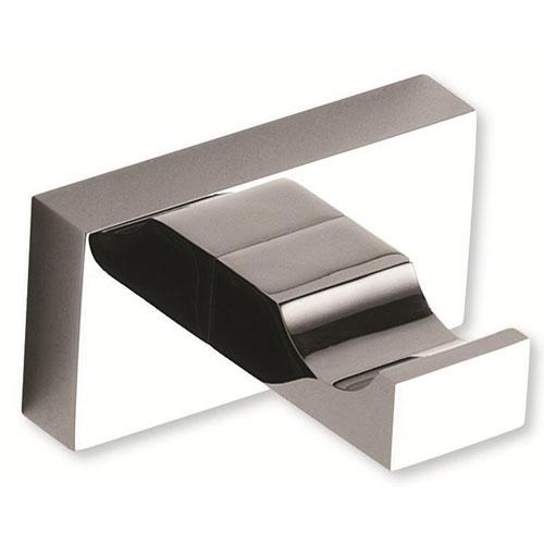 Atlas Homewares AT-AXSH-CH  Axel - Bath Polished Chrome Hook - KnobDepot.com