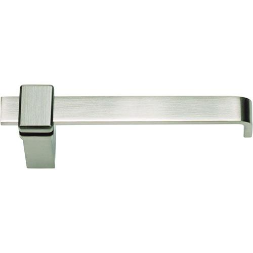Atlas Homewares AT-BUTP-BRN  Buckle Up - Bath Brushed Nickel Toilet Tissue Holder - KnobDepot.com
