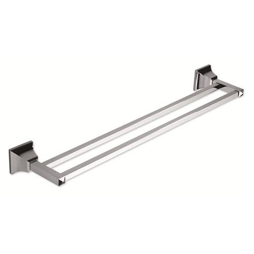 Atlas Homewares AT-GRADTB600-CH  Gratitude - Bath Polished Chrome Towel Bar - Knob Depot