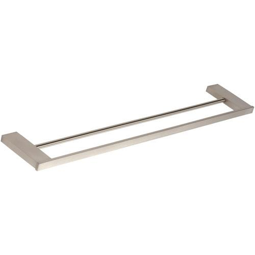 Atlas Homewares AT-PADTB600-BRN  Parker - Bath Brushed Nickel Towel Bar - Knob Depot