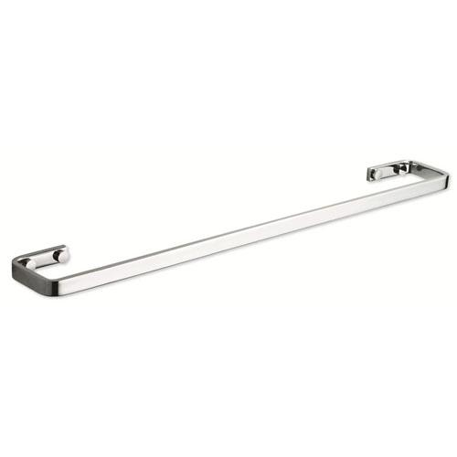 Atlas Homewares AT-SOTB450-CH  Solange - Bath Polished Chrome Towel Bar - Knob Depot