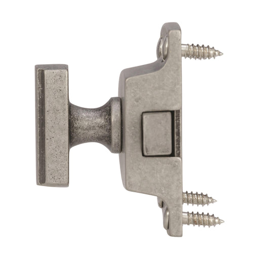Amerock A-BP55315-AP Highland Ridge Aged Pewter Catch or Latch - KnobDepot.com