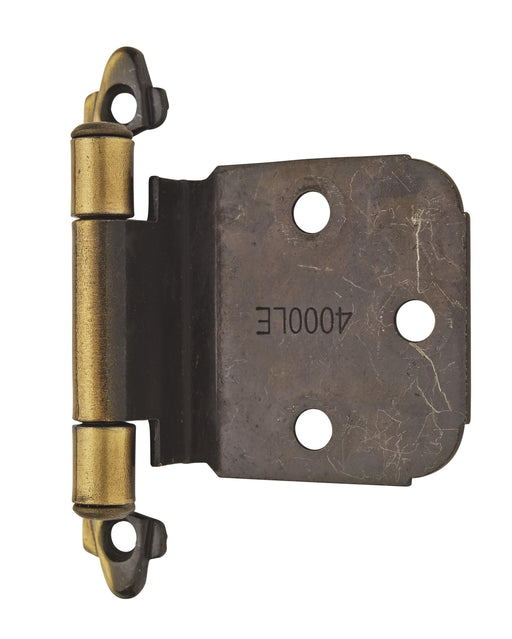Amerock A-BPR7629AE Hinges Antique Brass Hinge - Knob Depot