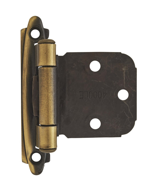 Amerock A-BPR7629-AE Hinges Antique Brass Hinge - KnobDepot.com