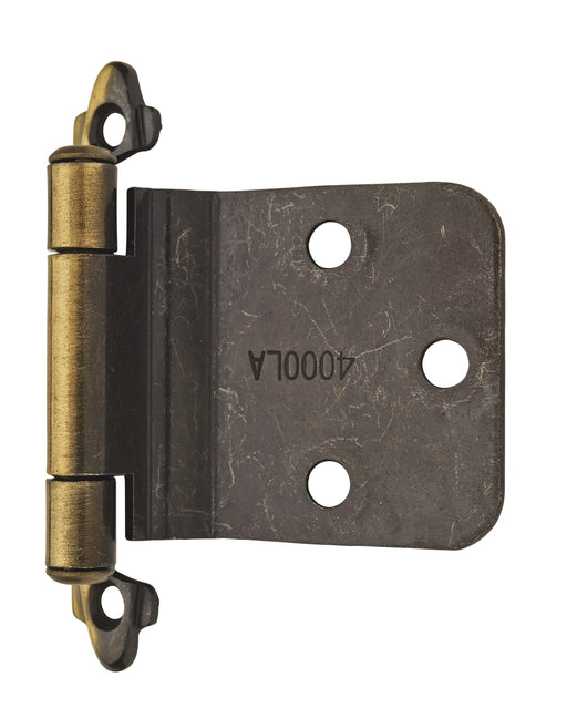 Amerock A-BPR7630AE Hinges Antique Brass Hinge - Knob Depot