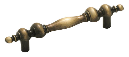 Amerock A-894ABS Allison Antique Brass Standard Pull - Knob Depot