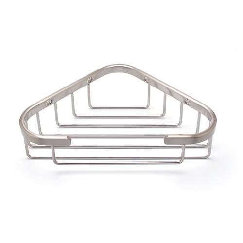 R. Christensen RC-5315US15 Shower Baskets - Bathroom Brushed Nickel Shower Basket - KnobDepot.com