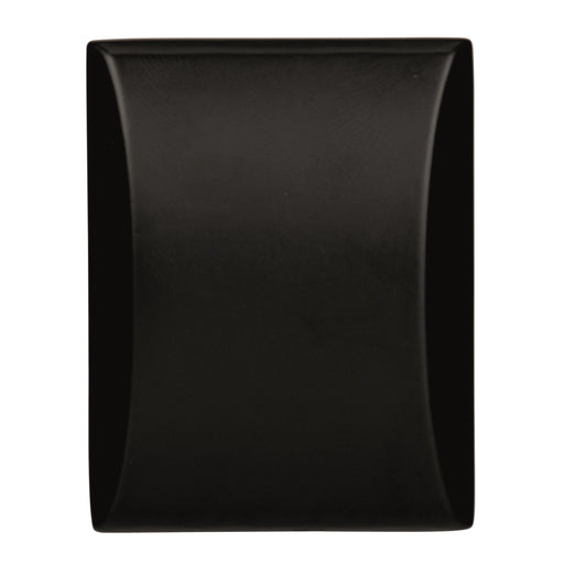 Amerock A-BP29368BBR Candler Black Bronze Rectangle Knob - Knob Depot