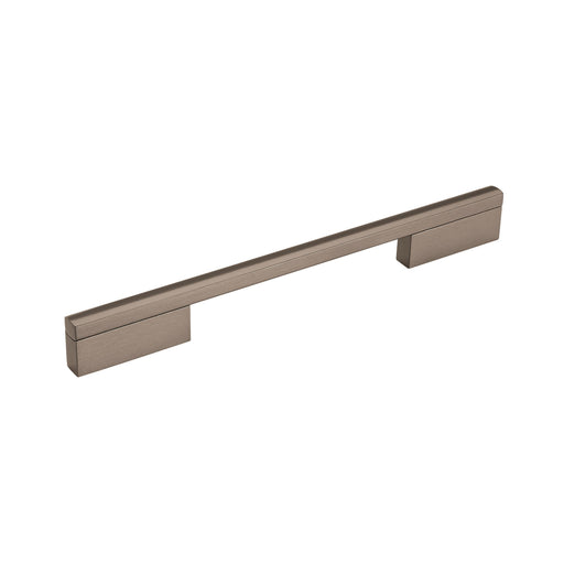Amerock A-BP36736BBN Separa Black Brushed Nickel Bar Pull - Knob Depot