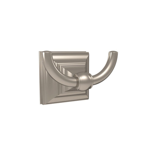 Amerock A-BH26512G10 Markham Brushed Nickel Robe Hook - Knob Depot