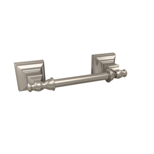 Amerock A-BH26517G10 Markham Brushed Nickel Tissue Roll Holder - Knob Depot