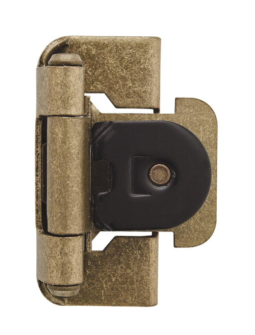 Amerock A-BPR8704BB Hinges Burnished Brass Hinge - Knob Depot