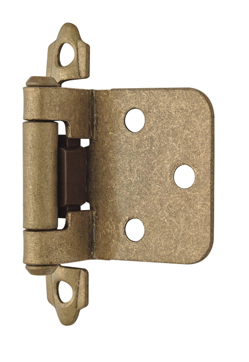 Amerock A-BPR3429-BB Hinges Burnished Brass Hinge - KnobDepot.com