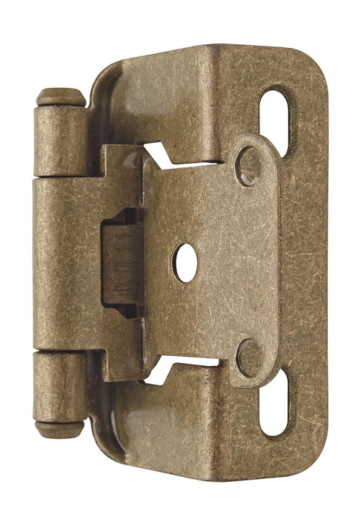 Amerock A-BPR7550BB Hinges Burnished Brass Hinge - Knob Depot
