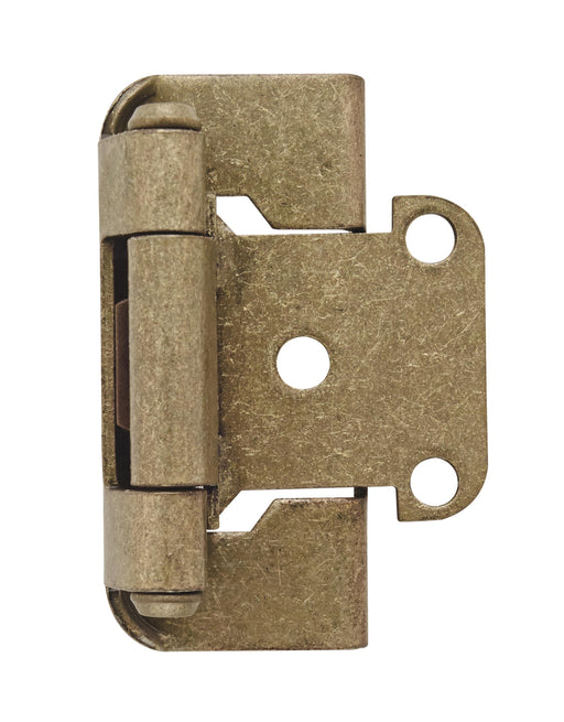 Amerock A-BPR7550-BB Hinges Burnished Brass Hinge - KnobDepot.com