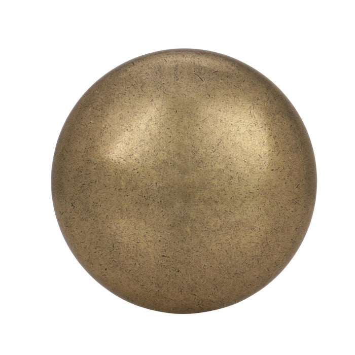 Amerock A-BP53005-BB Allison Burnished Brass Round Knob